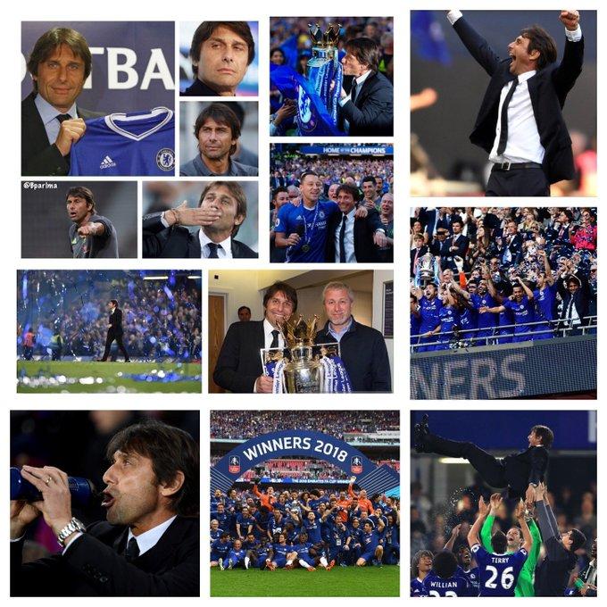 Happy birthday to you coach Antonio Conte.