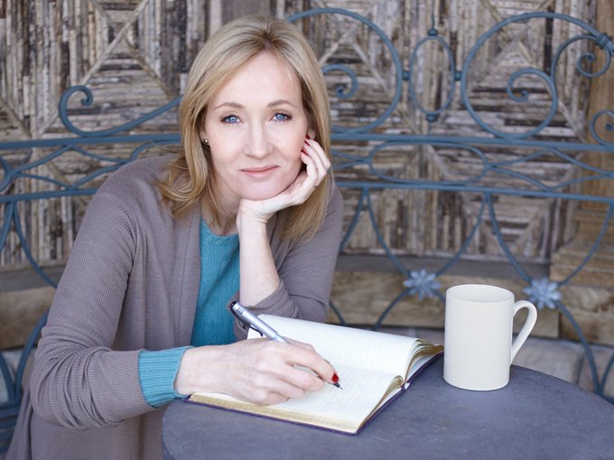 Happy Birthday, J.K. Rowling!