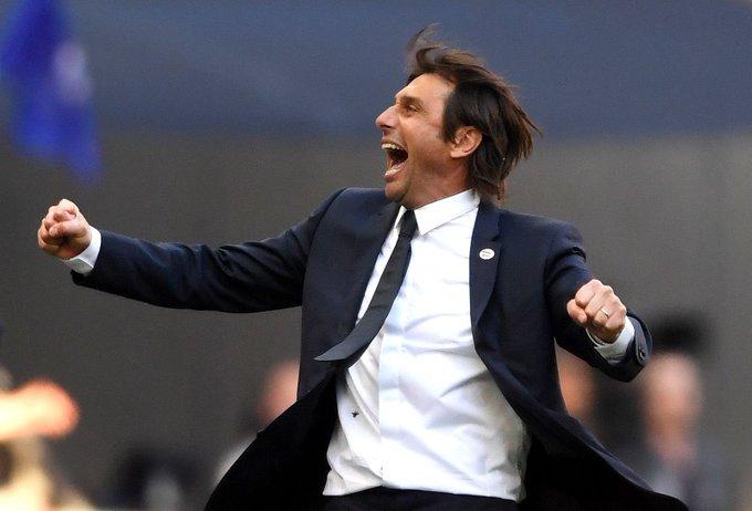 Serie B Serie A   Supercoppa Italiana  Premier League FA Cup Happy Birthday, Antonio Conte!