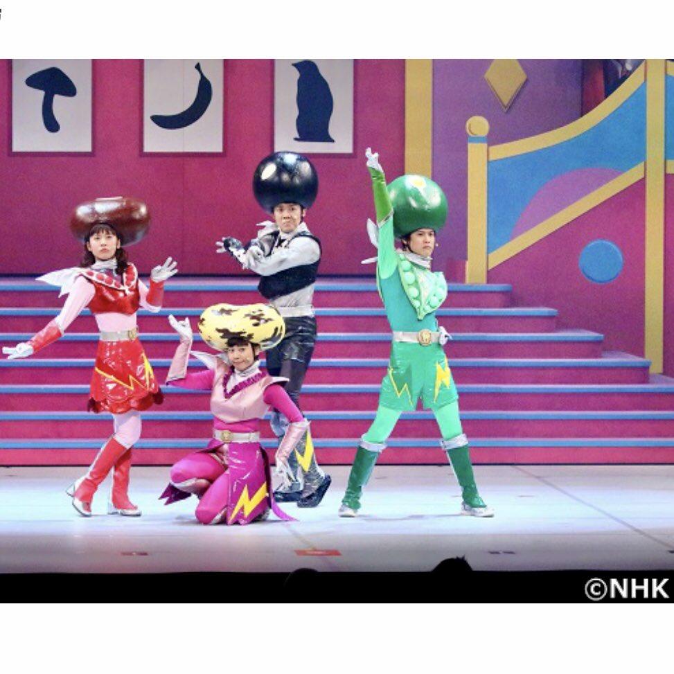 NHK おかあさんといっしょファミリーコンサート シルエットはくぶつかんへようこそ!に関する画像10