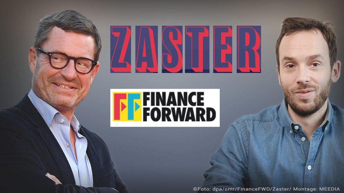 Zaster vs. FinanceForward: Kai Diekmann oder Philipp Westermeyer – wer baut das Finanz-Portal mit Zukunft? Wir haben uns die Portale angeschaut: https://t.co/3jNFlvuD7v https://t.co/VJdW6YWr01