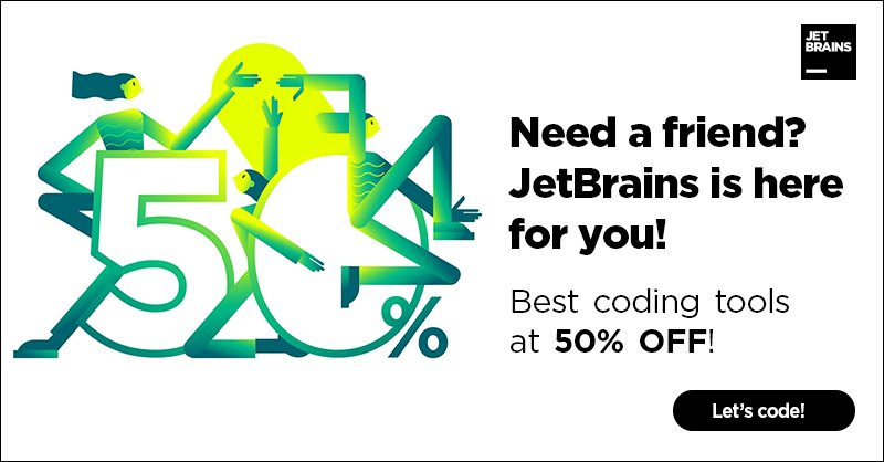 jetbrainsfriends hashtag on Twitter