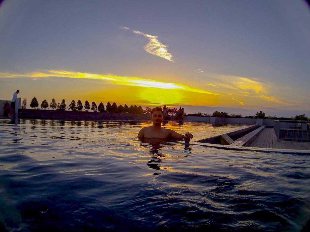 Klapa Resort Bali On Twitter A Golden Time Under The Golden Sky
