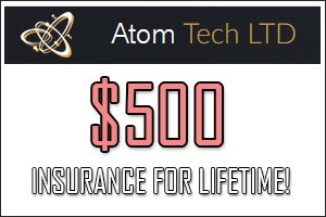 Image for ATOM TECH added to Premium Insurance!