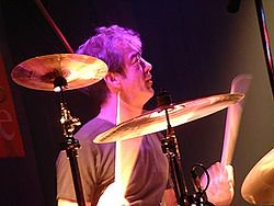 It s the back-beat, Baby!  Happy Birthday Today 7/31 to R.E.M. drummer Bill Berry. Rock ON!