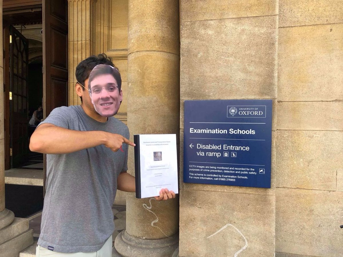 oxford university mphil thesis submission Examination is by submission of a thesis and an oral examination  for postgraduates  oxford university's newest start-up accelerator welcomes its first cohort.