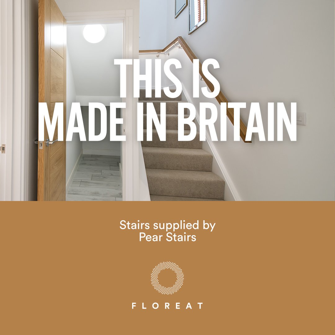 Our Stairs Are Supplied By @PearStairs, The Biggest Direct To End User  Supplier And Manufacturer Of Stairs, Staircases And Stair Parts In The ...
