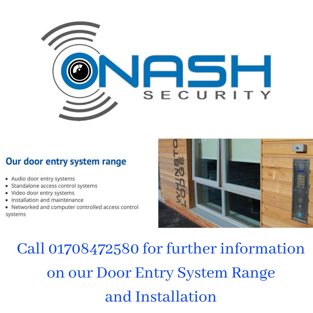Paul Nash On Twitter Nash Security Offer An Extensive Range Of