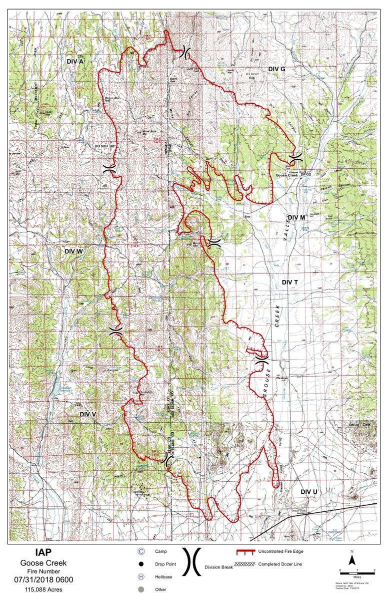 Grouse Creek Utah Map.Utah Fire Info On Twitter The Goosecreekfire On The Utah Nevada