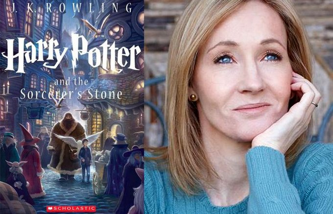 Happy Birthday to author, What\s your favorite J.K. Rowling book?