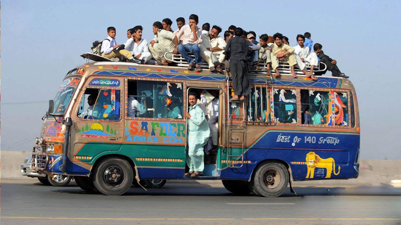 Прикольные картинки с автобусом, днем рождения