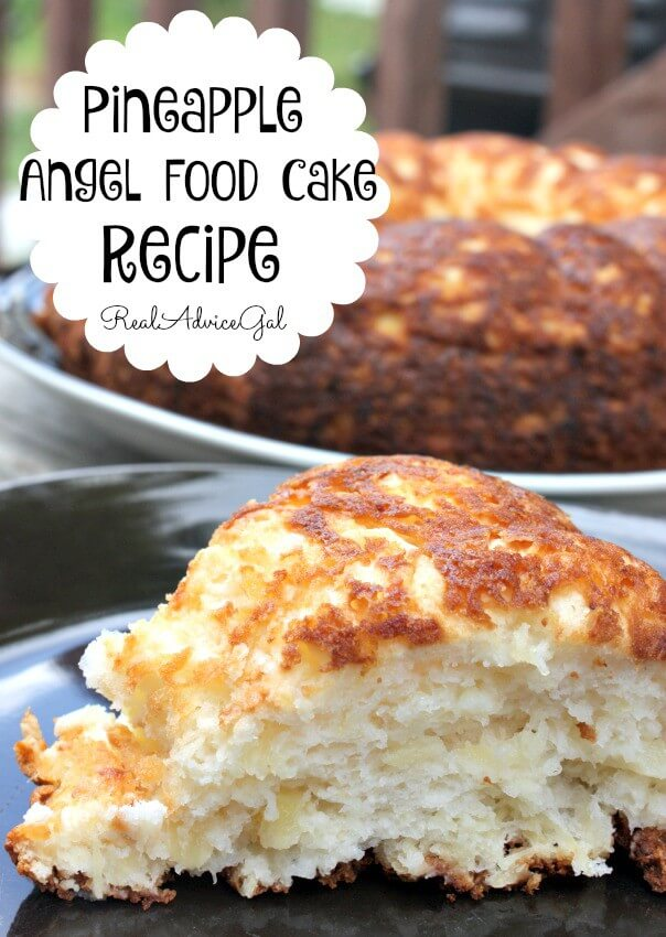 Light and fluffy pineapple angel food cake #recipe https://t.co/zJg9jeqiwB https://t.co/3FQoExNEvv