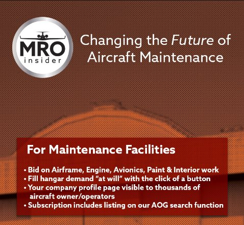 Attention Maintenance Facilities!!! We have an amazing #MROinsider sales team ready to assist you in registering your facility. Hurry and get on the new medium that aircraft owner/operators are excited to use! Visit  http://www. mroinsider.com  &nbsp;   or call 877-977-6537 Today! #mroinsider <br>http://pic.twitter.com/2eAN5A4mrA