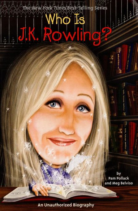 Happy Birthday J.K Rowling! Learn more about her life in