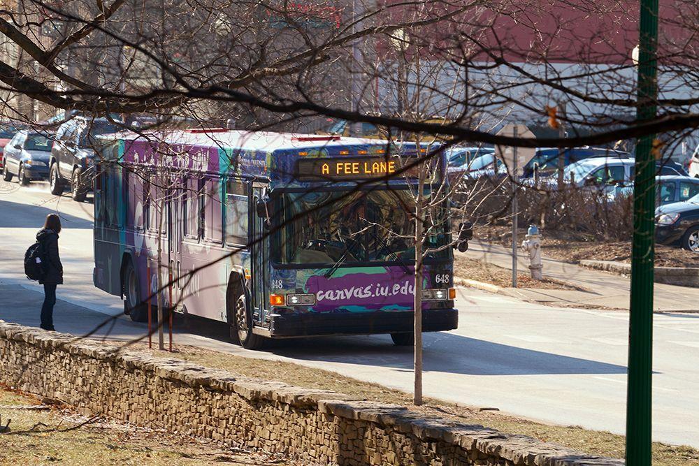 Iu Campus Bus