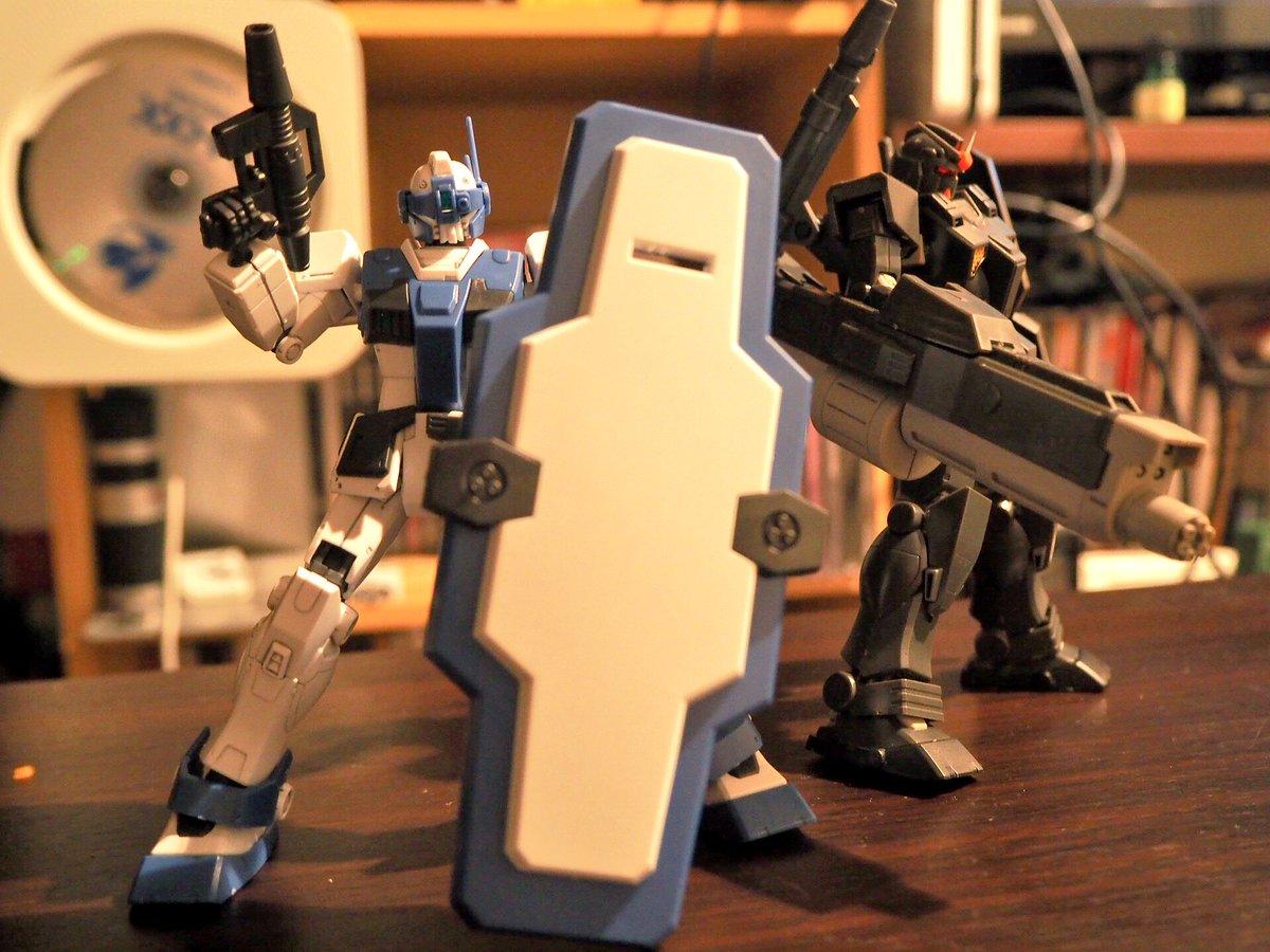 HG 機動戦士ガンダム THE ORIGIN MSD ジム・ガードカスタムに関する画像6