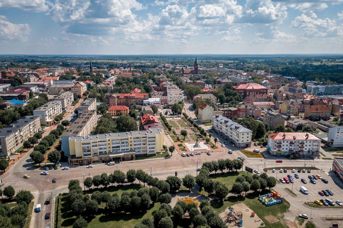Черняховск калининградская область фото