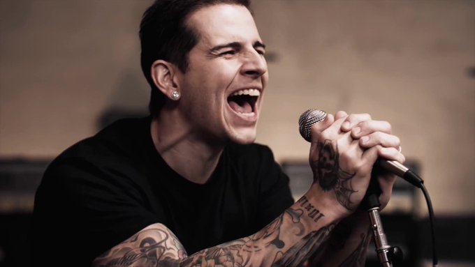 Happy Birthday to M. Shadows of