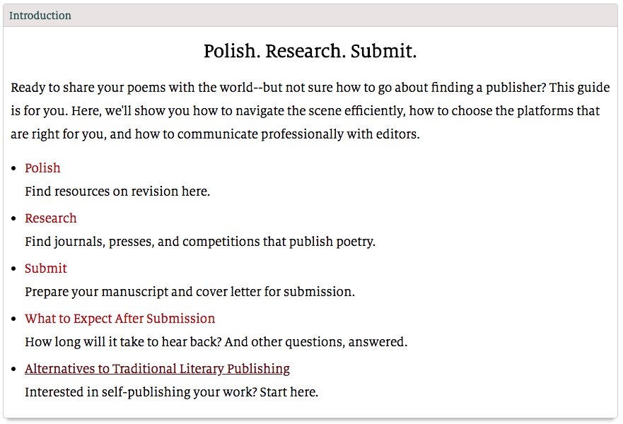 Cover Letter For Poetry Contest Yorte