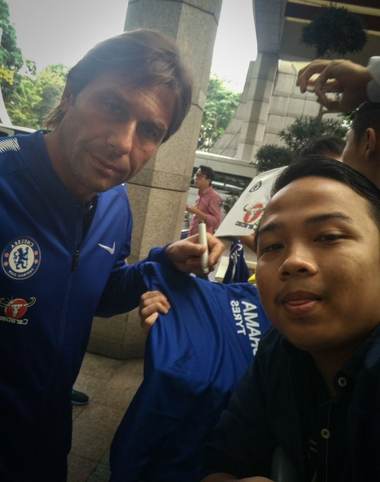 Happy Birthday boss! Antonio Conte!