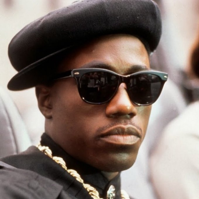 Happy birthday to the amazing man of action, Wesley Snipes!
