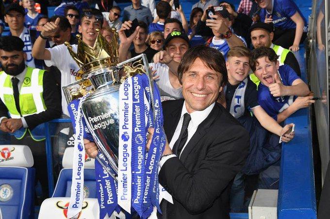 Happy Birthday to former Chelsea Head Coach Antonio Conte  Premiere Leauge - 1 (2016/2017) F.A. Cup - 1 (2017/2018)