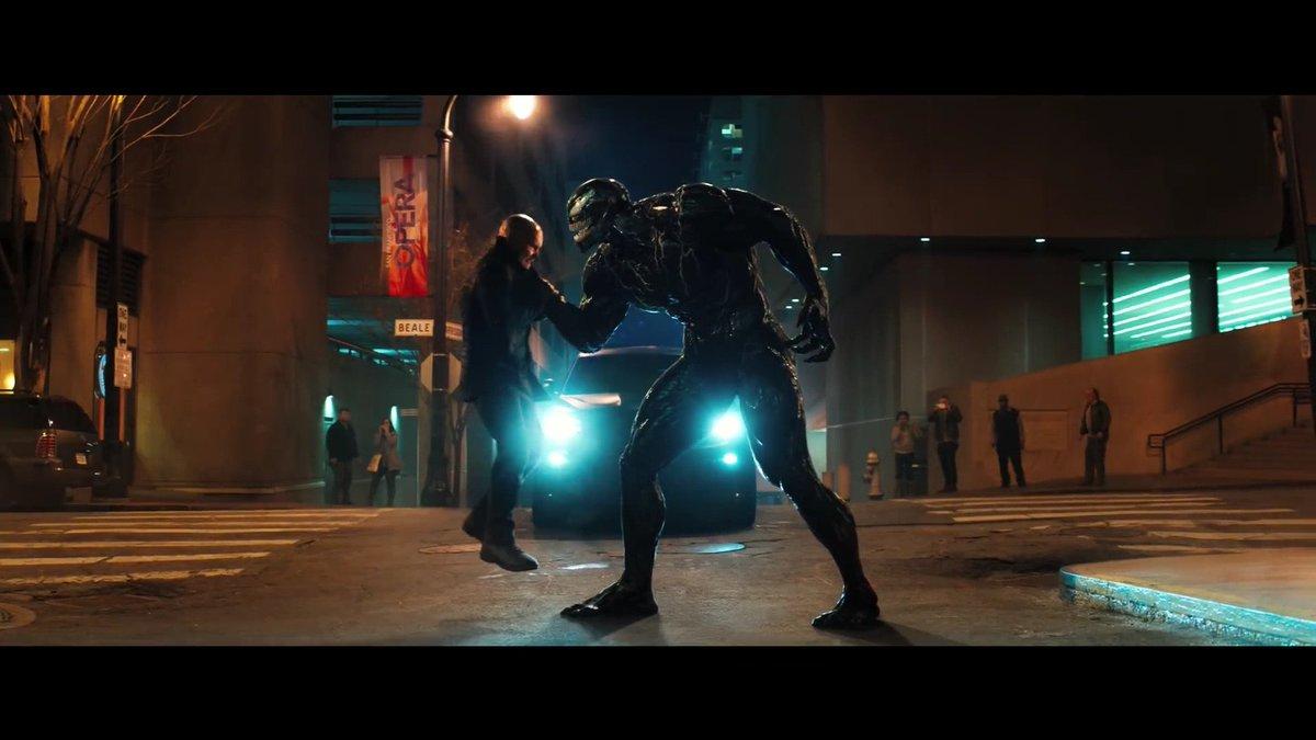 Joshua Yehl On Twitter Finally A Good Full Body Look At Venom No