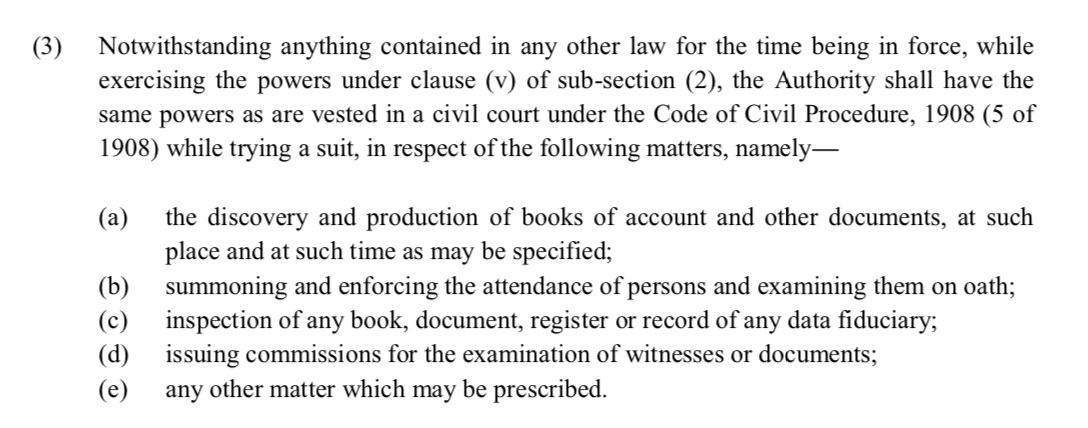 important sections of civil procedure code