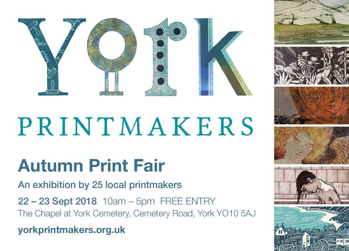York Printmakers