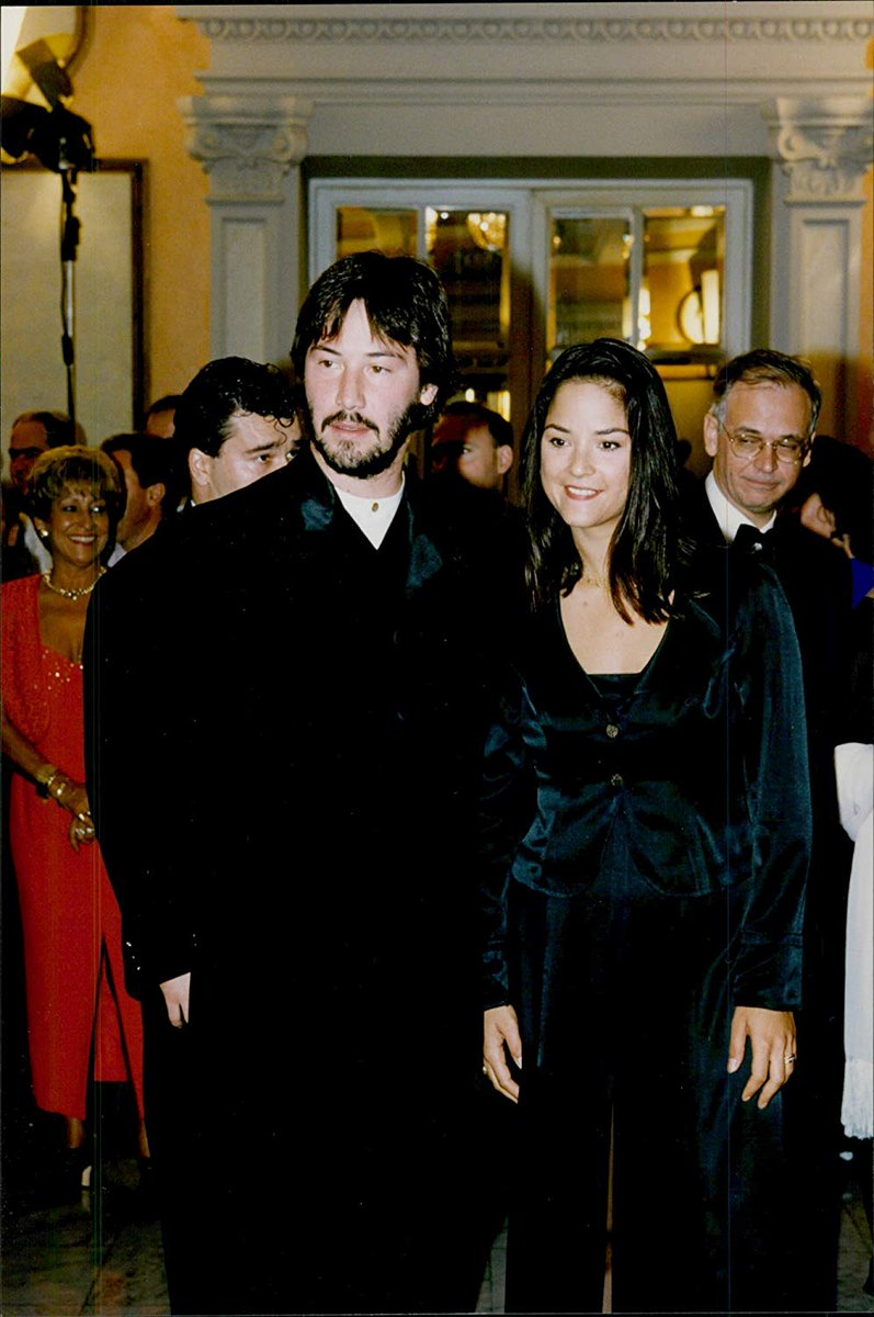 kcr america latina n on twitter quotkeanu reeves amp sister