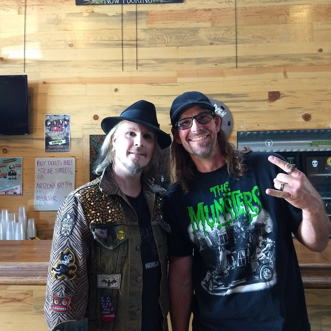 Happy Birthday John 5 Amazing guitar player and a really nice guy.