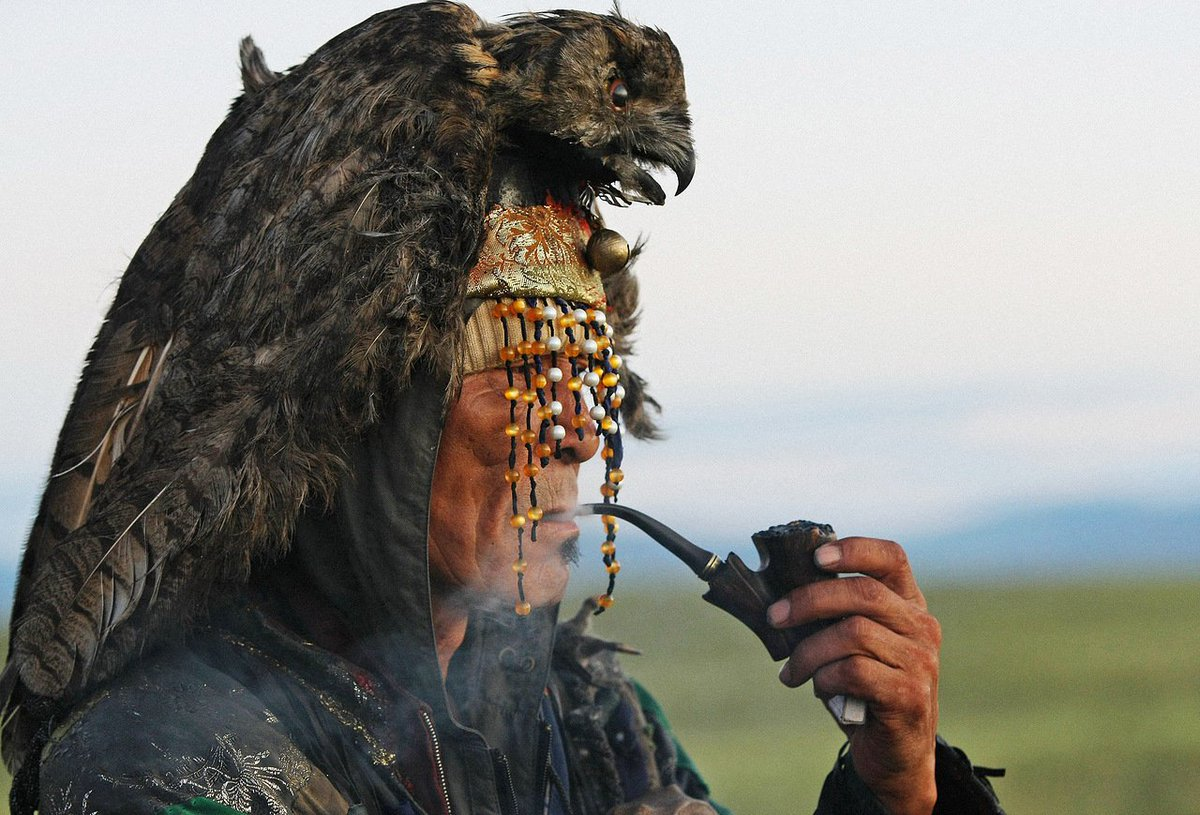 İki dünya arasında: Sibiryanın şamanları