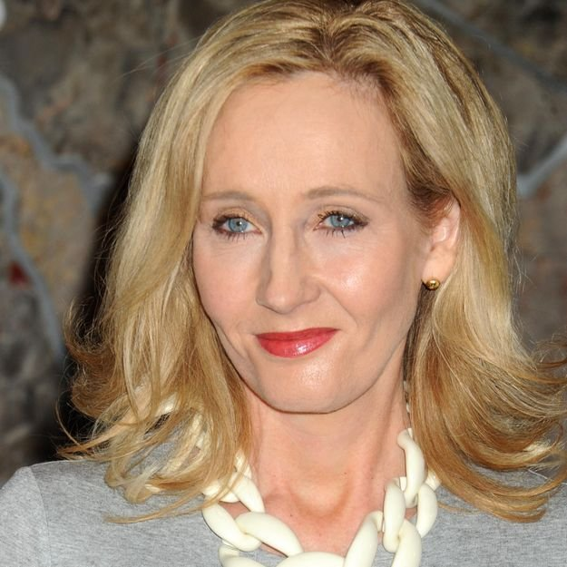 Happy Birthday, J.K. Rowling.