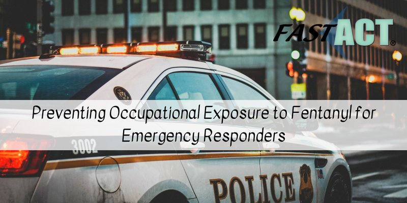 Learn more about how to prevent fentanyl exposure to emergency responders!  #syntheticopioids #fentanyl #hazmat #emergencyresponders #firstresponders #chemicaldecontamination #deontamination #fentanylexposure #chemicalprotection https://fast-act.com/preventing-fentanyl-exposure-emergency-responders/ …