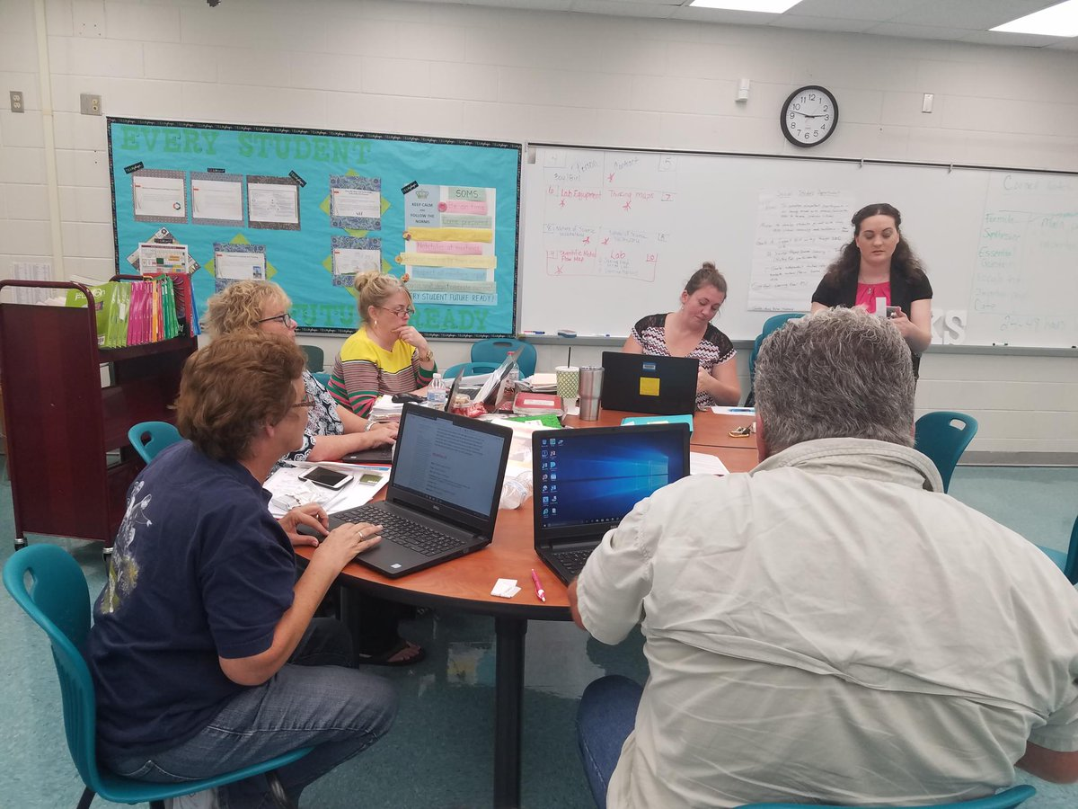 test Twitter Media - Teachers are gearing up for a great school year. They cannot wait for the students to come back! https://t.co/3JOnAPjf7D
