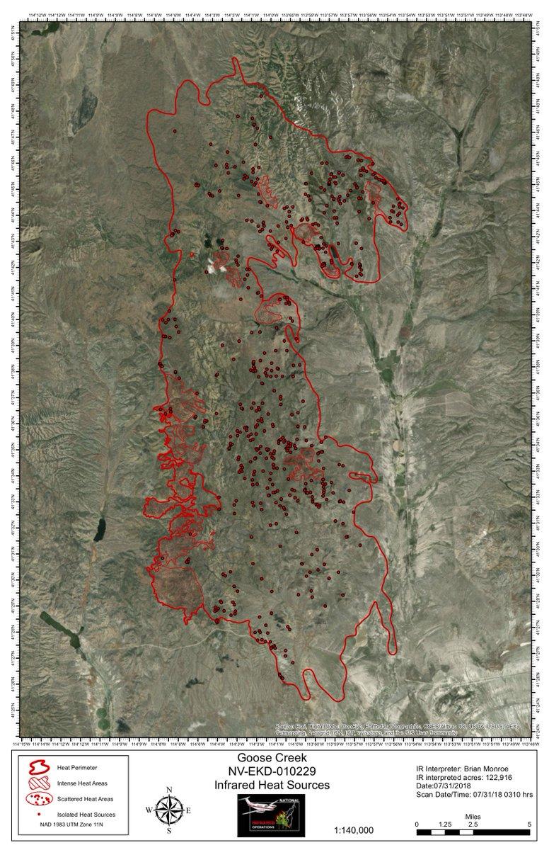 Grouse Creek Utah Map.Blm Utah On Twitter Updates For The Goosecreekfire 118 000 Acres