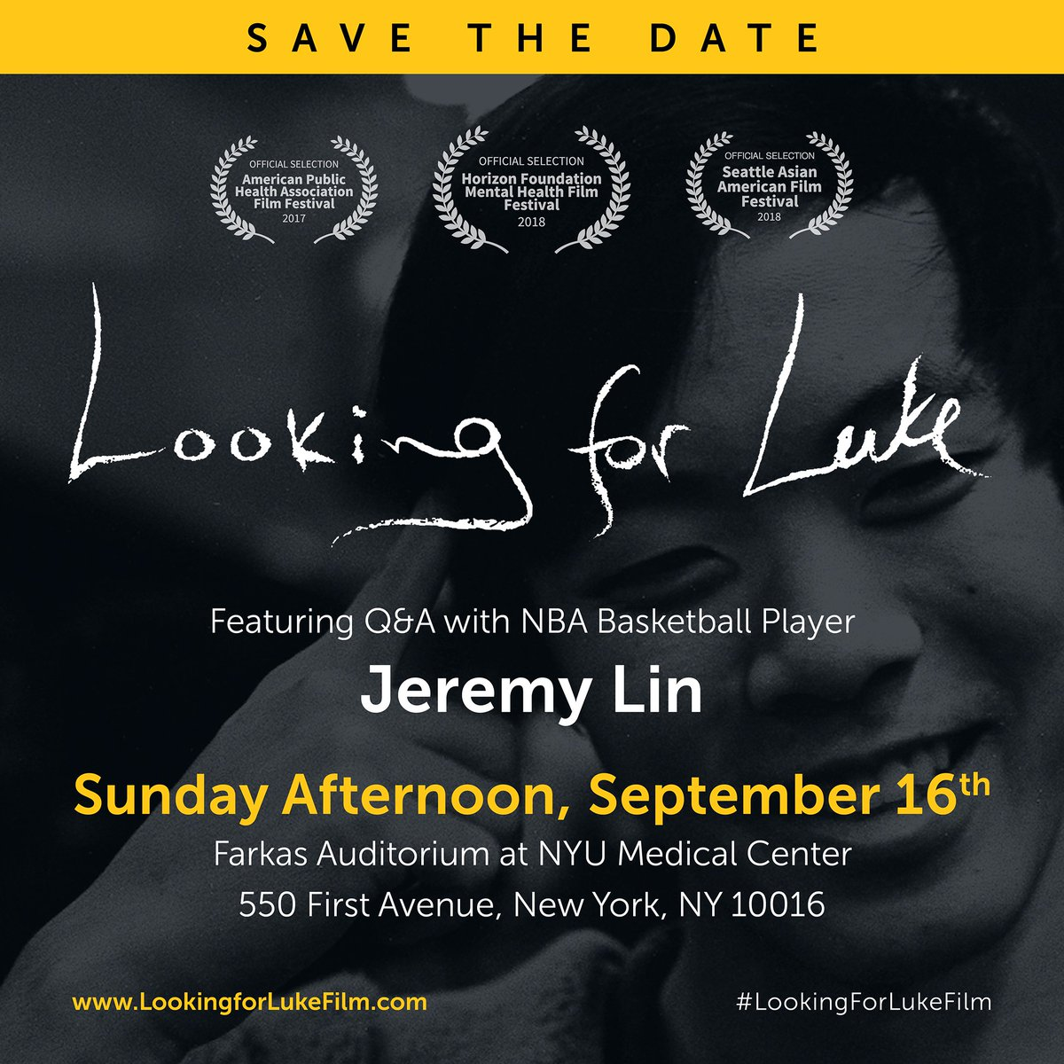 Cafamh On Twitter Save The Date For A Free Nyc Screening Of