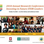 Join Us! IN LSAMP Annual Research Conference registration and call for abstracts is now open @INLSAMP interactive workshops for students and faculty; build a STEM professional network; view Summer Undergraduate Research posters and oral presentations. @LSMCE2013