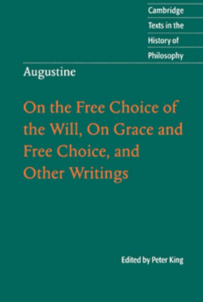 the idea of freedom and free will according to augustine and manichean 1 quote from the manichean debate: the works of saint augustine: 'there is no sin unless through a man's own will, and hence the reward when we do right  (against fortunatus) ― augustine of hippo, the manichean debate: the works of saint augustine.