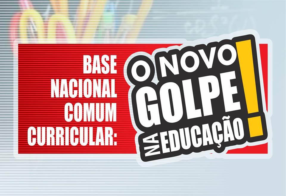 Resultado de imagem para Presidente da CNTE chama trabalhadores/as em educação para boicote a nova BNCC