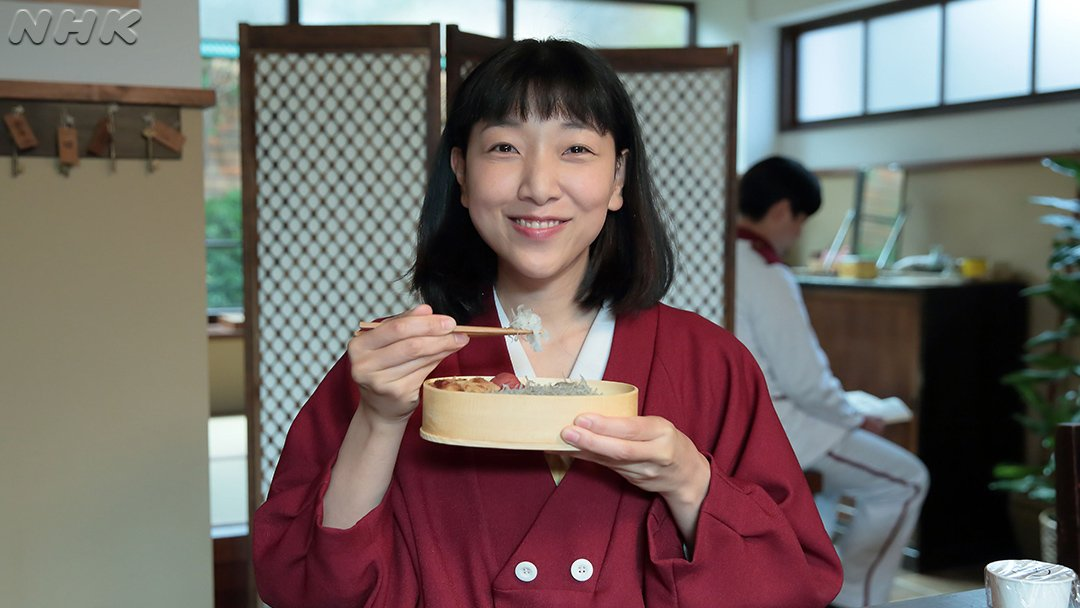 「安藤サクラ まんぷく」の画像検索結果