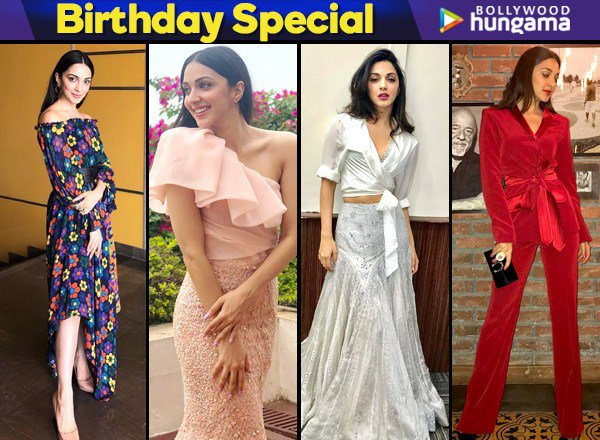 Happy Birthday, Kiara Advani! Your CHIC style game is on our LUST LIST!