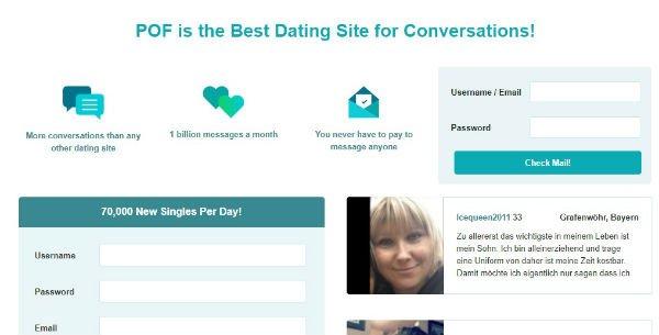 online dating Österreich test