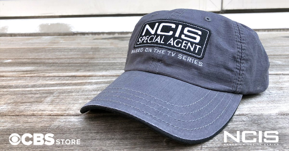 e20aa67542e Make yourself a part of the team with the  NCIS Special Agent Embroidered  hat! Free shipping available for a limited time with code FREESHIP at  checkout! ...