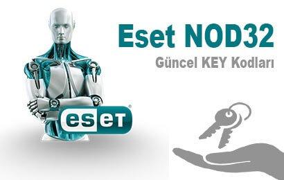 eset nod32 key 2018 nisan