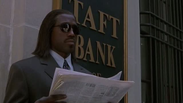 Happy birthday to the one and only Wesley Snipes. Now playing U.S. MARSHALS.