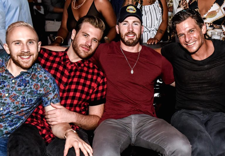 Great weekend in Las Vegas at @DraisLV and @CaesarsPalace !!! @ChrisEvans @ZacharyVolin