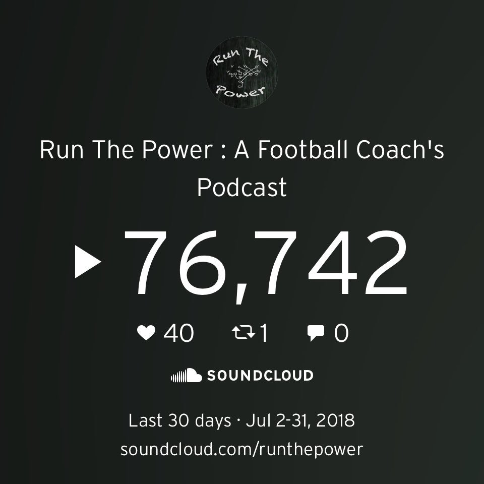 Run The Power Podcast on Twitter: