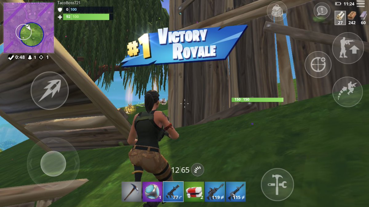 Hns Yohanlee On Twitter If U Play Fortnite Mobile Check Out The
