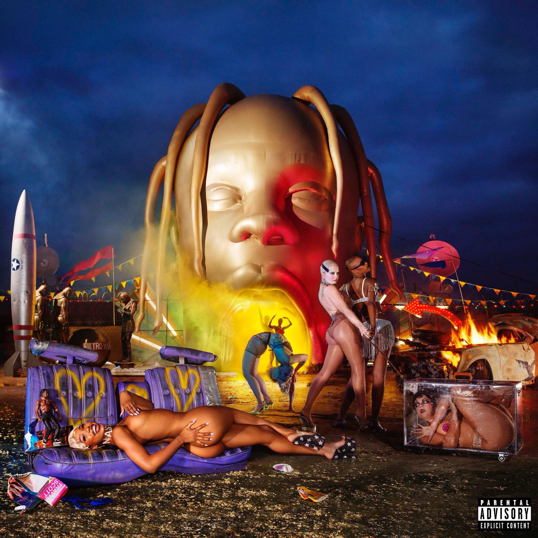 Discography Thread [v 08 03 2018] ASTROZONE wav radio Kanye West